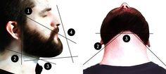 Egal, welchen Bartstil du wählst, du musst ihn in seine Schranken weisen. Beim Vollbart sind besonders die Konturen am Hals und an den Wangen zu beachten, rasiere lieber erstmal zu wenig weg als zuviel. Die Kontur am Hals des Vollbartes sollte unterhalb des Kieferknochens gesetzt werden und die Kontur an den Wangen entscheidet darüber, ob dein Vollbart vielleicht sogar ein Hollywoodian ist. Mehr Tipps für die Konturen findest du in unserem Bartpflege-Ratgeber.