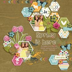 All Year Round May by Digital Scrapbook Ingredients
