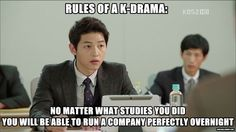 Exactly.  If only I were teaching in a Kdrama, then my classroom would be perfect...