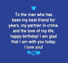 Happy Birthday Quotes for Boyfriend | WishesGreeting