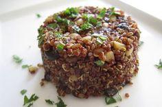 Balsamic Mushroom Quinoa Recipe on Food52 recipe on Food52