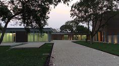 Mediateca do Cazenga - Angola Location : Luanda, Angola Surface : 2590,00 sqm