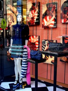Beautiful Window Displays!: prada