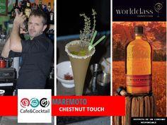 Preparados para probar nuestro cocktail otoñal? Disfruta en Maremoto Café & Cocktail de nuestra propuesta para #WorldClass15