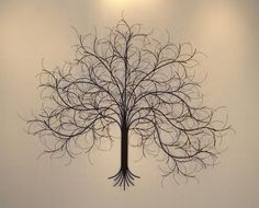 Trees - Metal Wall Art - Decor - Metal Wall Sculpture - Gurtan