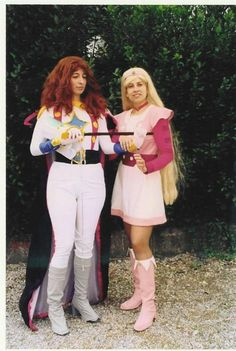 Starzinger - Lucca Comics November 2002 - Starzinger - Princess Aurora
