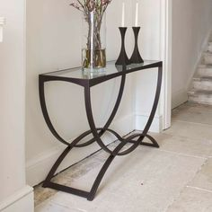 Fitzroy Console Table - Tom Faulkner