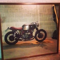 RocketGarage Cafe Racer: BMW R90S KT Motorcycles