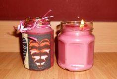 Jak vyrobit svíčku ze zbytků vosku | JakTak.cz