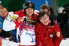 Alexandre Bilodeau Wins Gold, Mikael Kingsbury Silver In Olympic Moguls At Sochi