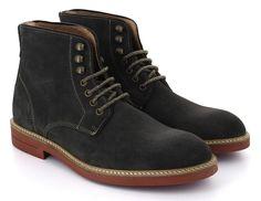 Schmoove suede boots.