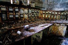 端島炭坑跡 Hashima Island, Skyfall, James Bond, Abandoned, Cinema, Japan, Messy Nessy, Photography, Left Out