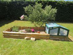Cute garden idea for your small pet