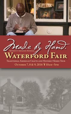 Save on Advance Purchase.    Kids under 12 are Free!  Don't forget to print your tickets from Eventbrite when you purchase!              Exhibitor Map      Follow us on Twitter! @WaterfordFair    SPONSORS                                           ...