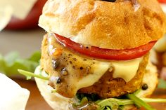 Healthy, delicious and simple recipe for our fiery, gooey and satisfying Vegan Black Pepper Burgers.