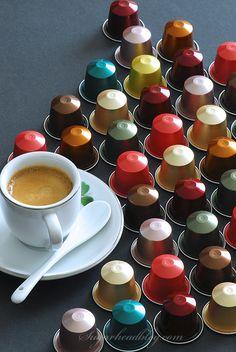 Nespresso - My favorite!