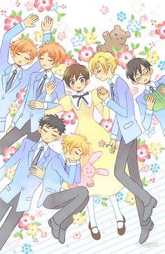 Ouran High School Host Club - ZZz...