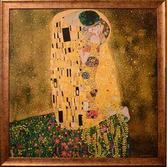 Gustav Klimt (Copy) 80x80