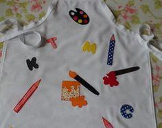 avental decorado
