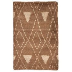 Dash & Albert Masinissa Camel Hand Knotted Rug  #laylagrayce