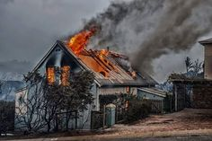 Knysna Fire 2017 Maybe the most beautiful photos (by JAN VENTER) - of an absolute tragic event. So much loss. Yet - so many stories of hope & miracles and an unprecedented way of a country's people responding to this disaster. Knysna, Yahoo Images, Destruction, Image Search, Most Beautiful, Fire, Cabin, Country, House Styles