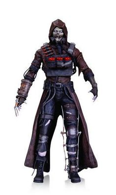 DC Collectibles Batman Arkham Knight Scarecrow Action Figure