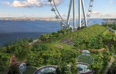New York Wheel: das höchste Riesenrad der Welt ab 2016