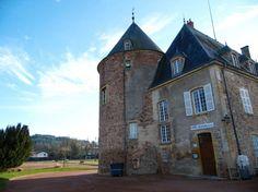 Fonds d'écran Constructions et architecture > Fonds d'écran Châteaux - Palais Château de Chauffailles par jeromeandre - Hebus.com