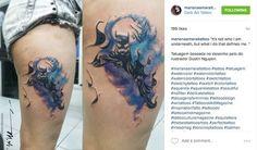 Community Post: 18 Tatuagens Para Você Declarar Lealdade Aos Quadrinhos  Tattoo by Mariana Amaral, São Paulo, Brazil/Brasil. | facebook.com/marianaamaraltattoo | Instagram @marianaamaraltattoo