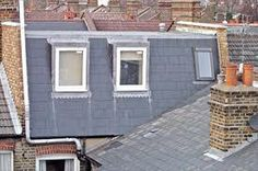 If you live in a conservation area, the council may not allow you to have a large rear dormer extension, but they will let you have a mansard conversion. South London, Loft Spaces, Conservation, Shed, Loft Conversions, Exterior, Outdoor Structures, Lofts, Building