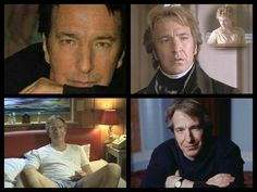 Alan Rickman himself - Alan Rickman Fan Art (33975014) - Fanpop