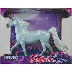 Buy Breyer Classics Forthwind Unicorn Horse Figure from our Animal Figures range at Tesco direct. We stock a great range of products at everyday prices. Unicorn Books, Unicorn Horse, Unicorn Art, Unicorn Gifts, Bryer Horses, Arctic Tundra, Baby Alive Dolls, Unicorn Fantasy, Toys