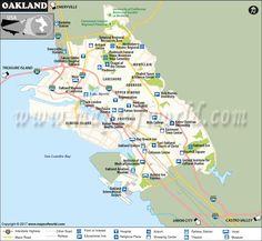 97 Best California Maps images