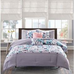Shop for Intelligent Design Tiffany Blue 5-piece Comforter Set. Get free delivery at Overstock.com - Your Online Kids'