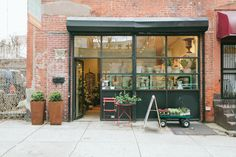 Way super cool store...Brooklyn Florist and Garden Shop GRDN. Thanks sfgirlbybay