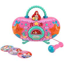 "Disney Princess-edition Disney's The Little Mermaid Sing Along Boom Box - Creative Designs - Toys ""R"" Us"