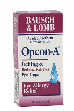 "Hangover Cures From NYC Party Girls  #refinery29  http://www.refinery29.com/nyc-hangover-tips#slide11  Whiten Up ""I don't really recommend using eye drops daily, but these really do the trick if you need them,"" she says. (And, don't we all?)  Bausch & Lomb Opcon-A Eye Drops, $8.29, available at CVS."