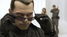 Shawn Roberts in Resident Evil: Afterlife