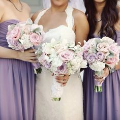 Perfect bouquets!!!