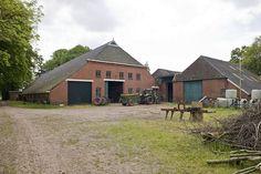 Schildwolde - Hoofdweg 116 - schuren