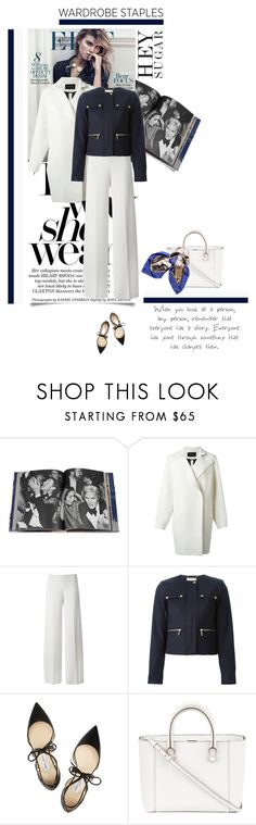 """""""Tuesdays - 27.01.15"""" by matilda66 ❤ liked on Polyvore featuring Assouline Publishing, Cédric Charlier, P.A.R.O.S.H., MICHAEL Michael Kors, Jimmy Choo, Victoria Beckham and Hermès"""