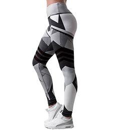 Damen 3/4 Yoga Leggings Hose , Yogogo Mittlere Taille Pan...    #leggings  Es handelt sich hierbei um einen Affiliatelink / Produktwerbung.