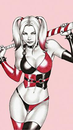 Harley quinn kreslené porno videa