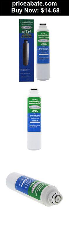 Major-Appliances: Aqua Fresh WF294 Samsung DA29-00020B Comparable Refrigerator Water Filter - BUY IT NOW ONLY $14.68