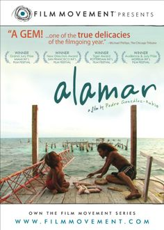 Alamar - To The Sea - 2009 - DVDRip Film Afis Movie Poster