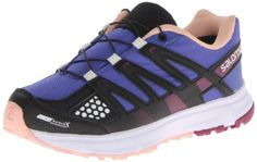 Salomon XR Mission CSWPJ Hiking Shoe (Little Kid/Big Kid). Made in: India. Fit: True to Size. Insole: Textile. Outsole: Non-Marking Contragrip®. Upper: Water Resistant Synthetic.