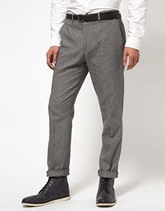 $38 ASOS Slim Fit Smart Pants