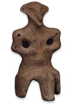 Neolithic period, about 4500-4000 BC From Vinca, Serbia