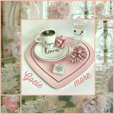 Goeie More, Good Morning Wishes, Hope Love, Afrikaans, Tea Cups, Coffee, Kaffee, Tea Cup, Cup Of Tea