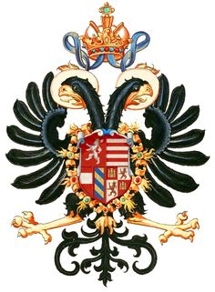 Coat of arms of Rudolf II, Holy Roman Emperor